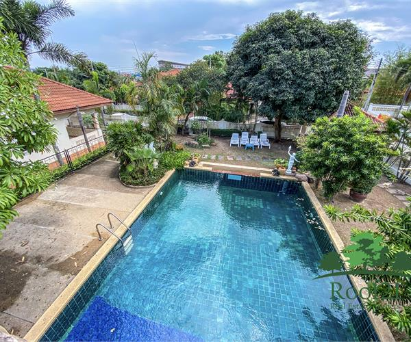 House With Pool For SELL ( North East Pattaya )