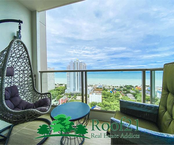 1BR Sea view for SALE at JOMTIEN