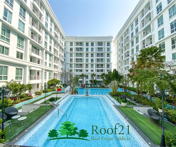 1BR/1BTH with DIRECT Pool-Access unit for Sale